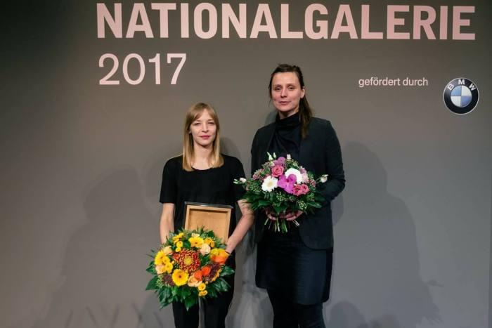 Agnieszka Polska gewinnt Preis der Nationalgalerie 2017
