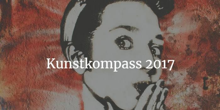 Kunstkompass 2017 - Gerhard Richter & Anne Imhof wichtigste Künstler