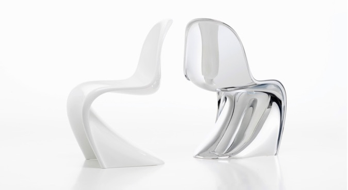 Panton Chair - der Freischwinger wird 50