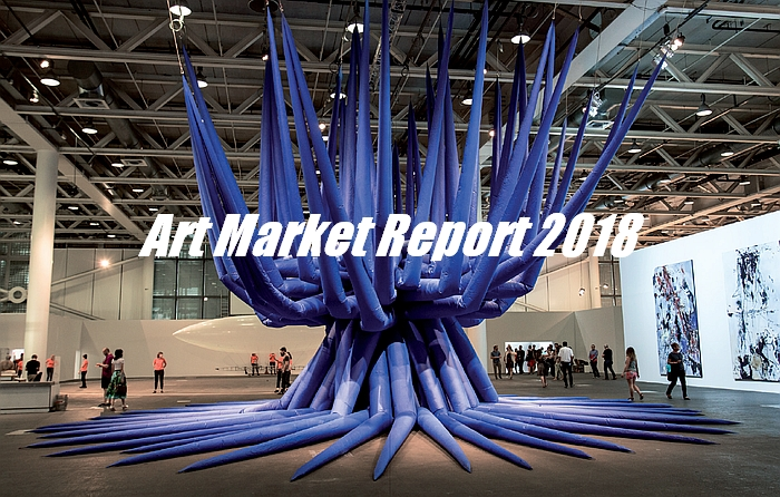 Global Art Market Report 2018 - Anstieg auf 63,7 Mrd. Dollar