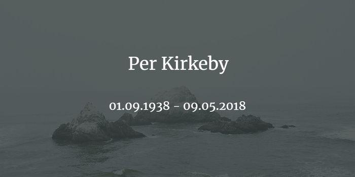 Kunst: Ein Mann ohne Grenzen - Dänischer Maler Kirkeby gestorben