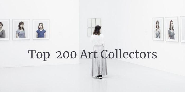 Die 10 wichtigsten deutschen Kunstsammler - Top Collectors List