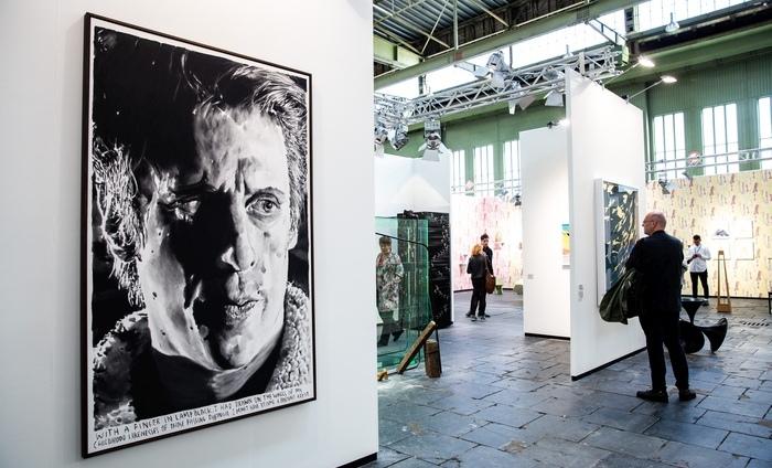 Kunstmesse art berlin steht vor dem Aus