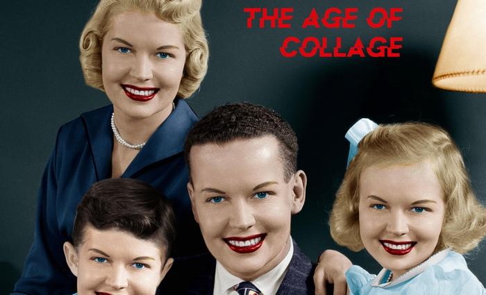 Collage Kunst - 65 zeitgenössische Künstler und Bilder