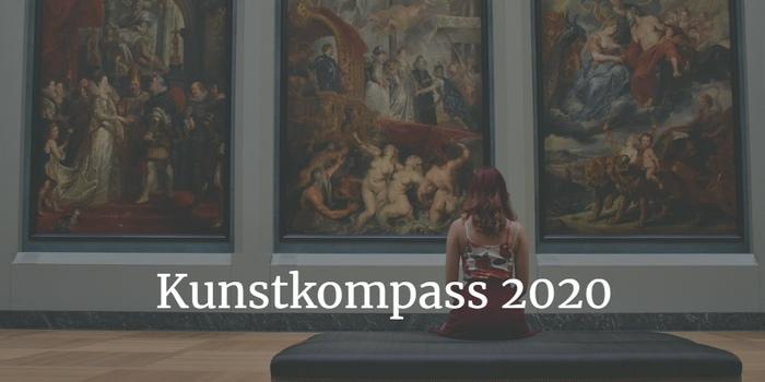 50 Jahre Kunstkompass - Gerhard Richter auch 2020 auf Platz 1