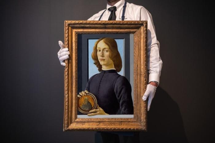 Rekordpreis - Botticelli-Gemälde für 92 Millionen Dollar verkauft