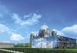 """Kunsthalle """"White Cube"""" für Berlin"""
