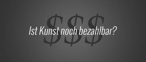 Martin Kippenberger Porträt erzielt Auktionsrekord