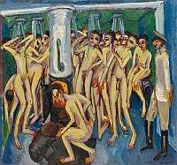 Ernst Ludwig Kirchner Ausstellung Frankfurt