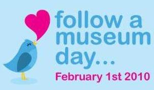 follow a museum - Museen bei Twitter