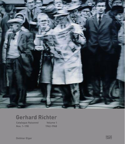Gerhard Richter Werkverzeichnis Catalogue Raisonné Volume 1