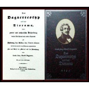 Louis Daguerre Doodle zum Geburtstag
