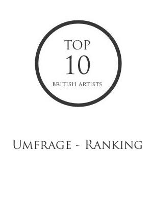 David Hockney zum einflussreichsten britischen Künstler gewählt