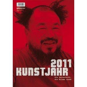 Kunstjahr 2011 eine Bilanz von Lindinger+Schmid