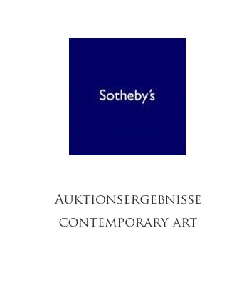 Auktion - neue Rekordpreise für A. R. Penck and Albert Oehlen