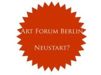 Berlin Art Week - Hui eine neue Kunstwoche für Berlin