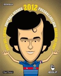 EM 2012 - 3 künstlerische Buch- und Sticker Alternativen zur Europameisterschaft