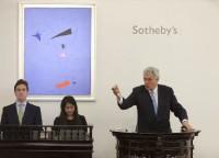 Joan Miró Bild erzielt mit 37 Millionen Dollar neuen Auktionsrekord