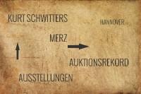 Rekordpreis für Kurt Schwitters Bild und Ausstellung in Hannover