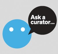 Museen antworten - Ask A Curator Tag auf Twitter