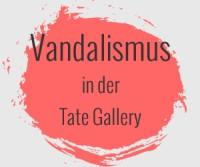 Vandalismus: Mark Rothko Gemälde in der Tate beschmiert