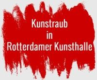 Millionen Kunstraub von Rotterdam - gestohlene Bilder sind unverkäuflich