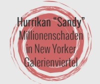 Hurrikan New York: Galerien und Museen in Chelsea beklagen Millionenschäden