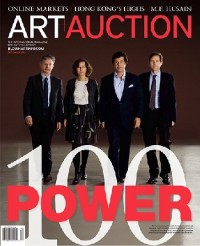 Art+Auction Power List - die 100 mächtigsten Kunstmarkt Akteure