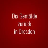 Rückkehr: Sonnenaufgang von Otto Dix wieder in Dresden