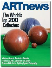 Artnews Ranking der wichtigsten Sammler 2013