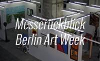 Banksy Fälschung auf der PREVIEW & 60.000 Besucher zur Art Week