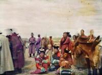 erste Farbfotografien - 1914 und die Welt in Farbe
