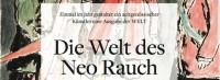 Neo Rauch wird Welt Ausgabe vom 30.Oktober gestalten