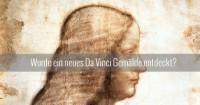 Wurde ein echter da Vinci im Schweizer Banktresor entdeckt?