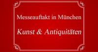 Kunst und Antiquitäten - München im Messe-Fieber