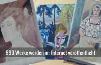 Gurlitt Kunstschatz - 590 Werke werden bei Lost Art veröffentlicht