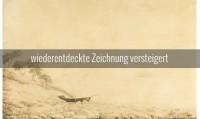 Rügen Zeichnung von Caspar David Friedrich für 289.716 Euro versteigert