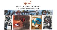 Finanzkrise: Portugal plant 85 Miro Bilder versteigern zu lassen
