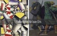 Auktionsrekord für kubistisches Gemälde von Juan Gris in London