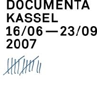 documenta K�nstler - alle Namen