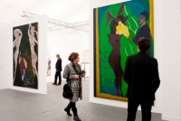 Frieze Week London - das 2 Mrd. Dollar Kunstspektakel