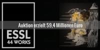 Essl Sammlung - Auktion erzielt 59,4 Millionen Euro