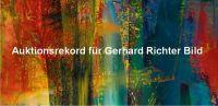 Gerhard Richter Werke - diese abstrakten Bilder kosten Millionen