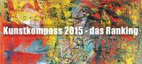 Kunstkompass Ranking 2015 - immer wieder Gerhard Richter