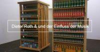 Entdecke wie Musik die Kunst von Dieter Roth beeinflusste