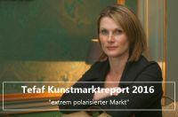 Tefaf Report 2016 - Kunstmarkt bricht um 7 Prozent ein