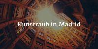 Kunstraub in Madrid - 5 Bacon Werke wurden bereits 2015 gestohlen