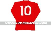 Nr.10 - WM-Trikot von Geoff Hurst wird versteigert