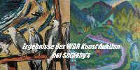 WDR Kunst - Beckmann und Kirchner Gemälde erzielen Millionen