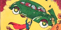 Auktion - Superman-Comic erzielt 1 Million Dollar Rendite